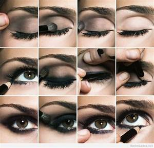 Best smokey eyes DIY tutorials