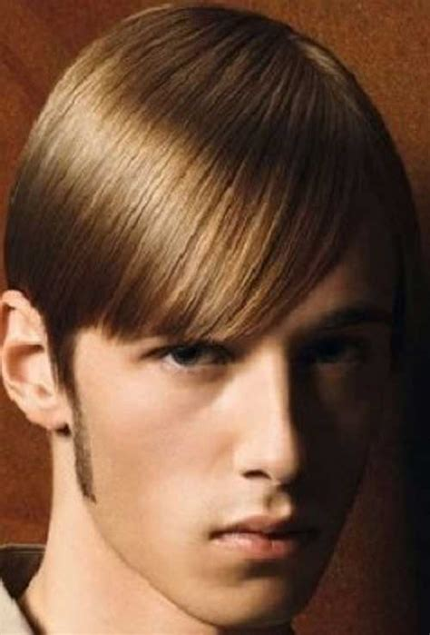 cool short hairstyles  men  straight hair
