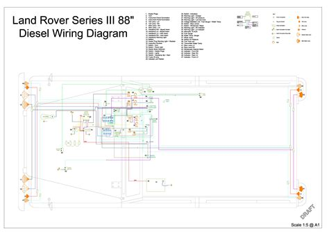 land rover series 3 wiring loom diagram 39 wiring