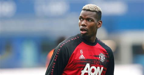Mystery surrounds Paul Pogba's involvement ahead of Man ...
