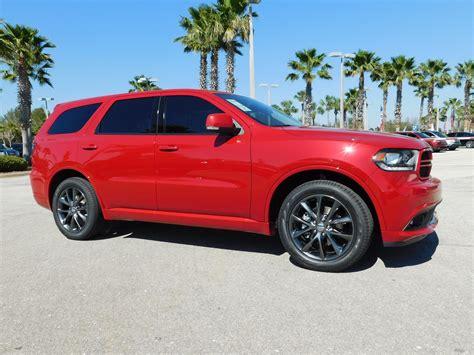 New 2017 Dodge Durango Gt Sport Utility In Daytona Beach