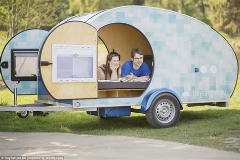 australia small folding table this adorable small caravan is the cozy travel pod