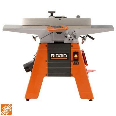 6 6 1 8 in corded jointer planer home depot home