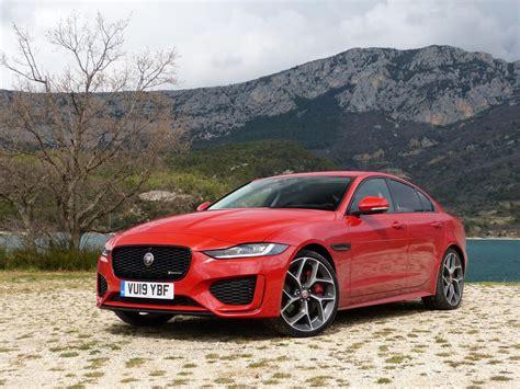 Jaguar 2020 Vision by 2020 Jaguar Xe Sedan Gets A Facelift The