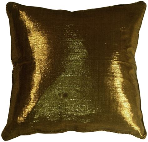 metallic gold throw pillows metallic gold 17x17 throw pillow from pillow decor