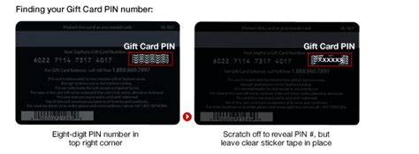 Sephora Gift Card Balance