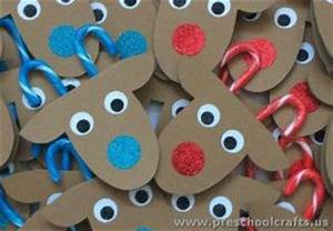 Christmas Craft Ideas for Kids Preschool and Kindergarten