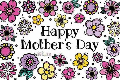 Coloring Printable Card Mother Cut Mothers Too