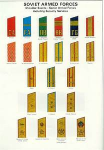 Russian Army Ranks - Bing images