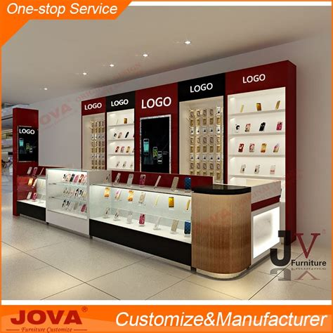 Mobile Phone Shop by Retail Cutsomzied Cell Phone Shop Counter Table Design To