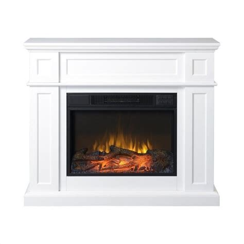 foyer benches with storage 41 quot wide electric fireplace mantel in white zcumbria