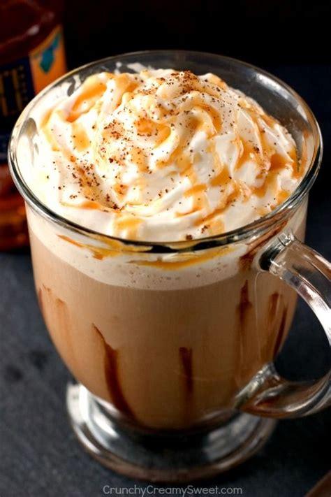 Salted Caramel Mocha Latte Recipe Stove Salted