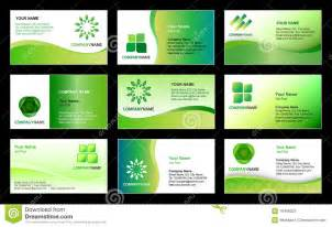 template design business card template design stock vector image 18496322