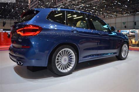 Alpina Xd3 G01 Makes Its World Debut
