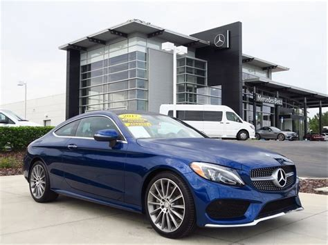 We are especially enamored with. 2017 Mercedes-Benz C-Class C 300 Coupe Coupe for Sale Lakeland, FL - $43,995 - Motorcar.com