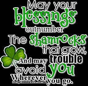 life inspiration quotes: Happy St. Paddy's Day!! Some ...