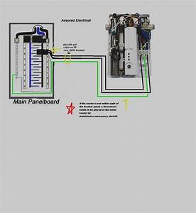 Tankless Water Heater Wiring Diagram Download