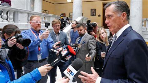 Putin tried to block Romney as Trump s secretary of