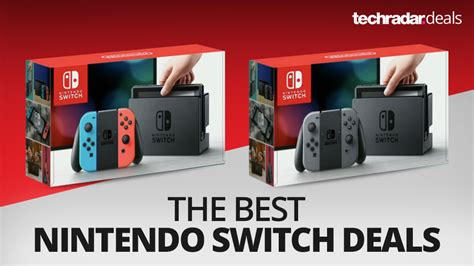 The Best Nintendo Switch Prices, Bundles And Sales In