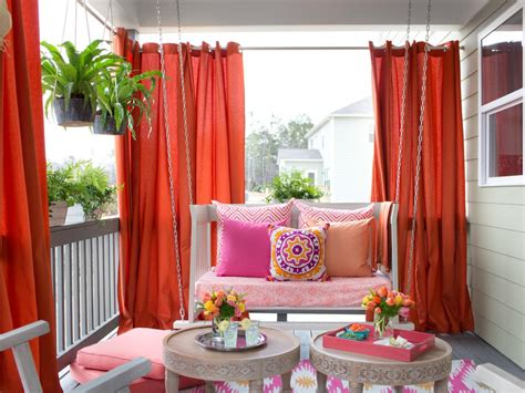 Youll Love These Ideas For Beautiful Outdoor Curtains Diy