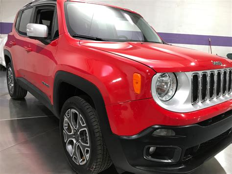 jeep renegade limited  stock   sale