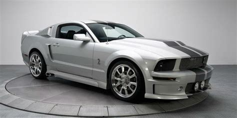 dramatic  ford mustang eleanor edition  rk motors