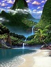 Honeymoon - Waterfall Beach, Australia #2059561 - Weddbook