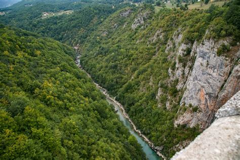 Adventure in the Tara River Canyon of Montenegro (1/2 ...