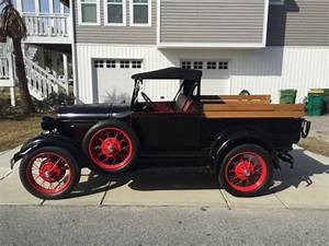 1929 Ford Model A Roadster Pickup Truck For Sale  Photos