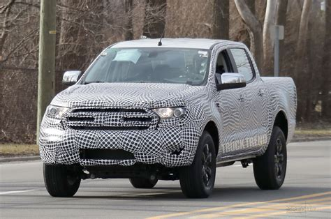 2019 Ford Ranger Mule Says G'day, Mate Photo