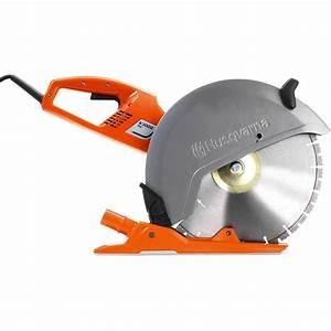 Husqvarna K3000 Vac concrete saw. Contractors Direct.