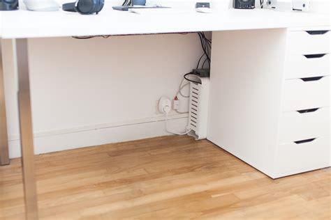 am agement bureaux comment faire un bon cable management pour bureau