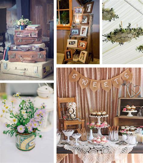 Shabby Chic Wedding Decor Diy Decoratingspecialcom
