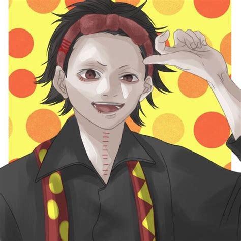 Juuzou Suzuya Black Haired By Suzuya Daraensuzu