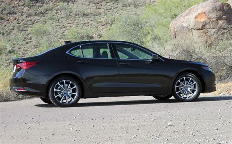 15 acura tlx first drive review 2015 acura tlx testdriven tv