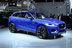 Nouveau 4x4 Jaguar : jaguar promet de r volutionner le march avec son suv de luxe d s 2015 salon de francfort 2013 ~ Gottalentnigeria.com Avis de Voitures