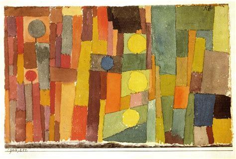 Paul Klee Artworks by In The Style Of Kairouan Paul Klee Wikiart Org