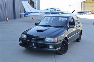1991 Toyota Starlet Gt Turbo For Sale  102206
