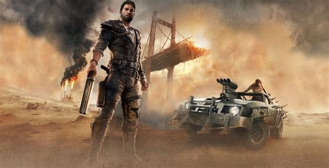 mad max game wallpapers high quality