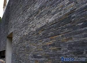 Pierre De Parement Exterieur Pas Cher : plaquettes de parement en pierres mur ext rieur ~ Voncanada.com Idées de Décoration