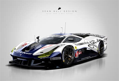 European le mans series official. Le Mans 2020 WEC 'Hypercar' Concepts and Liveries on Behance