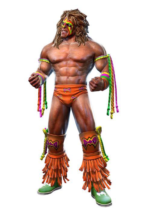 Image  Ultimate Warriorpng  Wwe All Stars Wiki Fandom