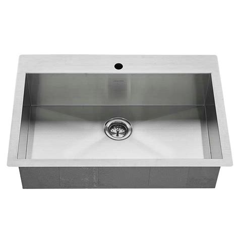 american standard edgewater  radius dual mount