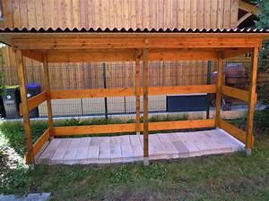 Bucher A Bois : b cher sol en parpaings de 10 une maison en bois ~ Edinachiropracticcenter.com Idées de Décoration