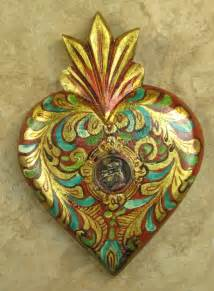 Sacred Heart Mexican Art