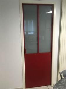 Porte D Intérieur Sur Mesure : porte verri re int rieur sur mesure m tallier bordeaux ~ Melissatoandfro.com Idées de Décoration