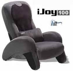 ijoy 100 grey human touch massage chair recliner amazon