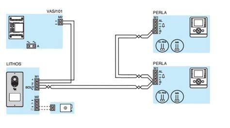 schema collegamento videocitofono 2 fili citofoni videocitofoni e intercomunicanti plc forum