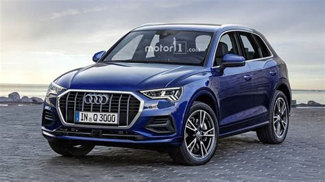 audi q3 fantastic audi q3 renderings news