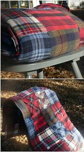25 creative ways to reuse and repurpose flannel shirts